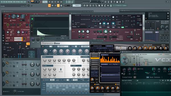 fl studio 11 скачать бесплатно полную версию на русском языке