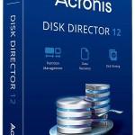 Acronis Disk Director 12 + Лицензионный ключ