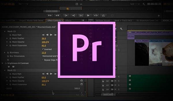 скачать программу Premiere Pro для монтажа - фото 6