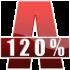 Alcohol 120% + Ключ