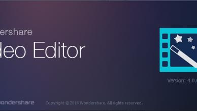 Wondershare Video Editor 5.1.0.9 + Ключ