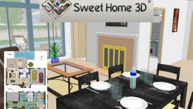 Sweet Home 3D 6.4.2 (2020) Полная версия