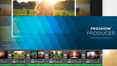 Photodex ProShow Producer 9.0 (активированная, на русском)