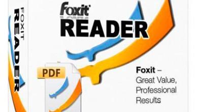 Foxit Reader 10 (2020)