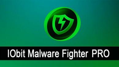IObit Malware Fighter PRO 6.6 + Ключ