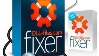DLL Files Fixer 3.3 Полная версия + Лицензионный ключ