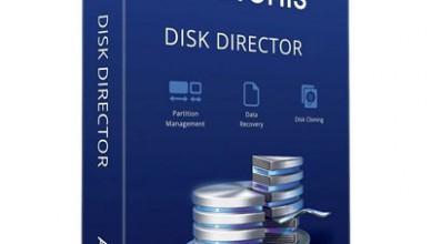Acronis Disk Director 12.5.163+ Ключ (на русском)
