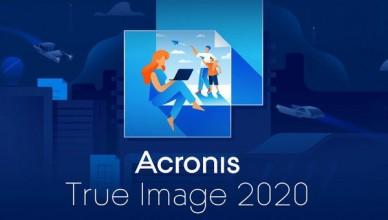 Acronis True Image 2020 (RUS) + Ключ