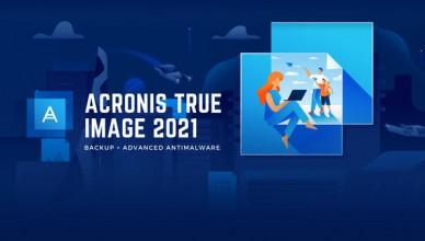 Acronis True Image 2021 + Ключ