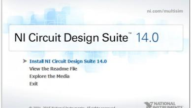 NI Circuit Design Suite 14.2 + серийный номер