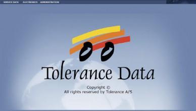 Tolerance Data 2009.2 с ключом