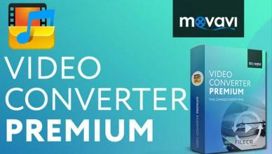 Movavi Video Converter 21 Premium (2021) + Ключ активации