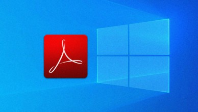 Adobe Acrobat Reader 2020