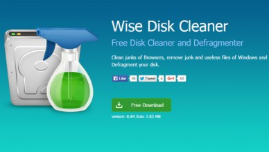 Wise Disk Cleaner 10.2.7 (2020) + ключ